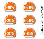 certificate emblem labels....   Shutterstock .eps vector #666499897