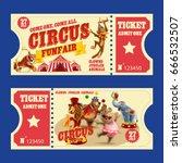 Ticket Circus Retro