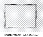 vector frames. rectangles for... | Shutterstock .eps vector #666550867