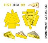 stock vector design of box for... | Shutterstock .eps vector #666558733
