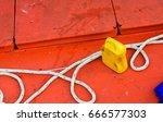 rope | Shutterstock . vector #666577303