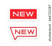 New Tag Icon  Label Ang Sticke...