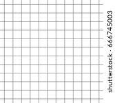 seamless  geometric  pattern. ... | Shutterstock .eps vector #666745003