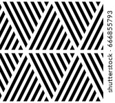 black diagonal lines on white... | Shutterstock .eps vector #666855793