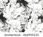 distressed overlay texture of... | Shutterstock .eps vector #666943123