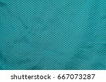 sport clothing fabric texture... | Shutterstock . vector #667073287