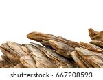 pattern of rock isolated on...   Shutterstock . vector #667208593