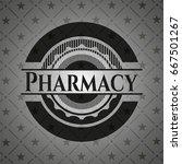 pharmacy black emblem