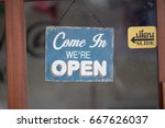 """business sign say """"come in now... 