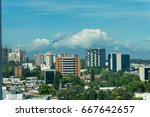 guatemala city   june 12  2017. ... | Shutterstock . vector #667642657