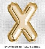 brilliant letter alphabet x... | Shutterstock . vector #667665883
