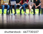 back to school education... | Shutterstock . vector #667730107