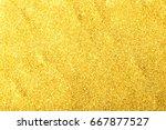 Abstract Golden Light Bokeh...