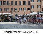 Rome  Italy   June 05  2017  ...