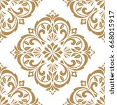 wallpaper in the style of... | Shutterstock .eps vector #668015917
