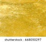 gold | Shutterstock . vector #668050297