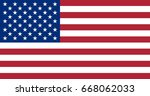 high quality united states... | Shutterstock .eps vector #668062033