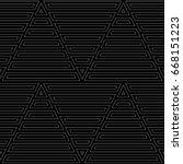 strokes and blocks wallpaper....   Shutterstock .eps vector #668151223