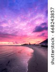 Cotton Candy Colors Fill The...