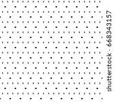 repeated black rhombuses on... | Shutterstock .eps vector #668343157