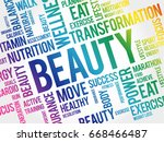 beauty word cloud  fitness ...