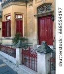 Malta Traditional House...