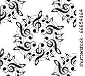 Vector Musical Pattern