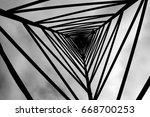 tower | Shutterstock . vector #668700253