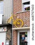 henri chapelle  belgium  25th...   Shutterstock . vector #668707603