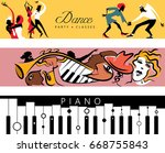 Dance   Jazz   Piano Concert...