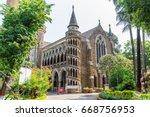 mumbai  india  may 3rd  2017 ... | Shutterstock . vector #668756953