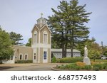 east freetown  ma  usa   may 29 ...   Shutterstock . vector #668757493