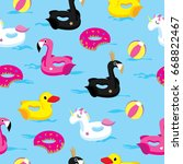 Vector Pattern With Floats In...
