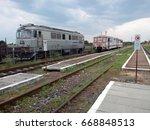 stamora moravita  romania  ...   Shutterstock . vector #668848513