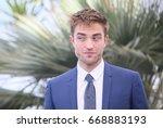 robert pattinson attends the ...   Shutterstock . vector #668883193