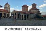 macedonia | Shutterstock . vector #668901523