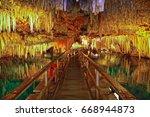 Crystal Cave In Bermuda