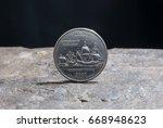 Us One Quarter Coin  Twenty...