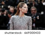 cannes  france   may 24 ... | Shutterstock . vector #669300433