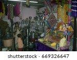 mumbai   india 25 august 2009  ... | Shutterstock . vector #669326647