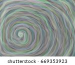 abstract colorful spiral  free...   Shutterstock . vector #669353923