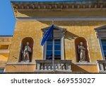 The Teatro Comunale Dante...