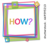 how colorful frame 1934 7662  | Shutterstock . vector #669595213