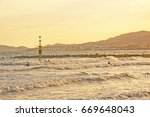 palma de mallorca  balearic... | Shutterstock . vector #669648043