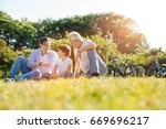 wonderful enthusiastic guys... | Shutterstock . vector #669696217