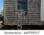 Small photo of Fish house, Menemsha, Mass
