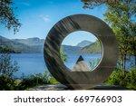 Ben Lomond Monument  Loch...