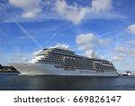 velsen  the netherlands   june... | Shutterstock . vector #669826147
