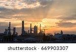 gas turbine electrical power...   Shutterstock . vector #669903307