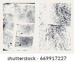 monochrome abstract vector...   Shutterstock .eps vector #669917227